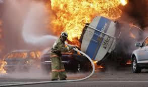 tanker truck explosion