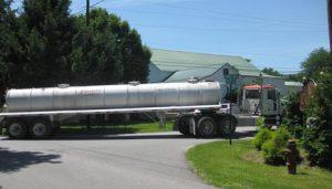 water truck in your neighborhood